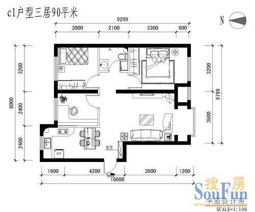 郑州平面设计公司—农村房屋平面设计图在手