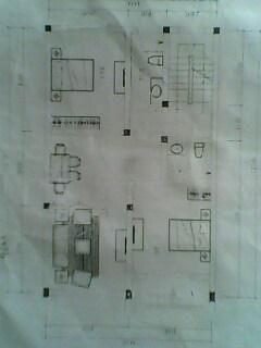 郑州平面设计公司 农村房屋平面设计图在手 自建房屋不再愁