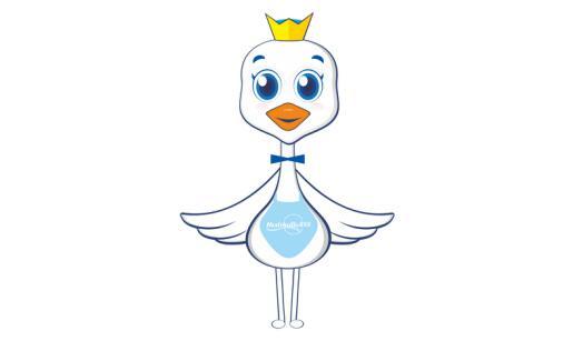 荷诗未环境科技公司吉祥物设计